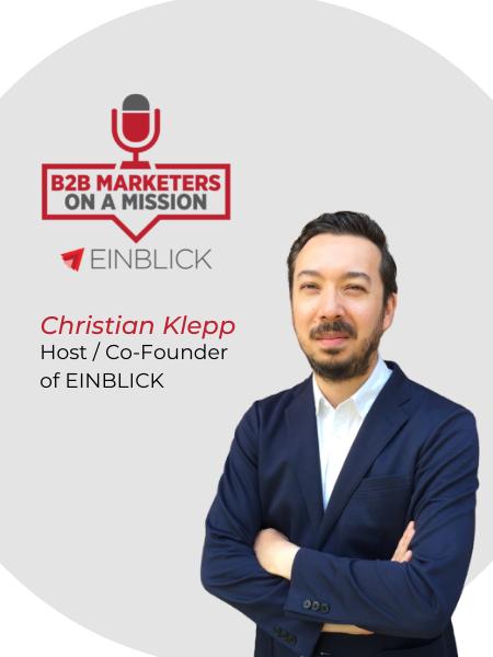 Christian Klepp Podcast Host